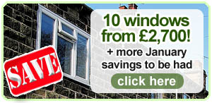 double glazing january sale offer