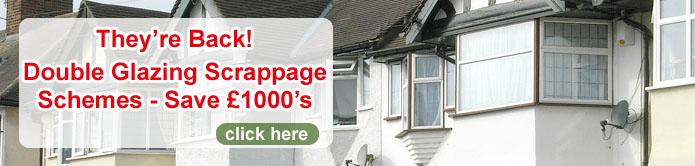 doube glazing scrappage scheme offers - click here