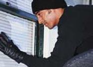 schoolboy's burglar deterrent door bell - read more