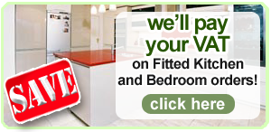 vat paid fitted kitchen offers