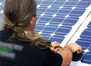 planning permission for solar panels - read more here